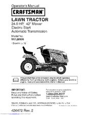 craftsman edger trimmer 4.0 hp manual