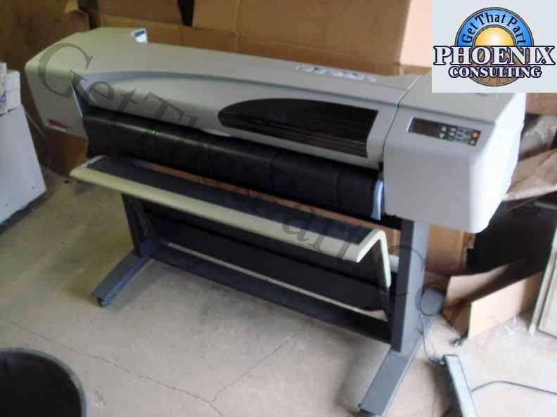 hp designjet 500 24 manual