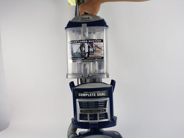 liftaway t-handle manual handdle