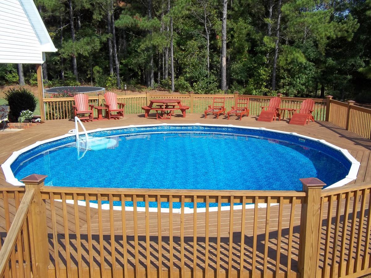 doughboy oval pool installation manual