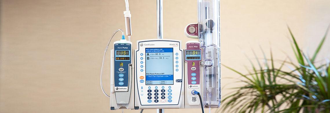 alaris gp infusion pump manual