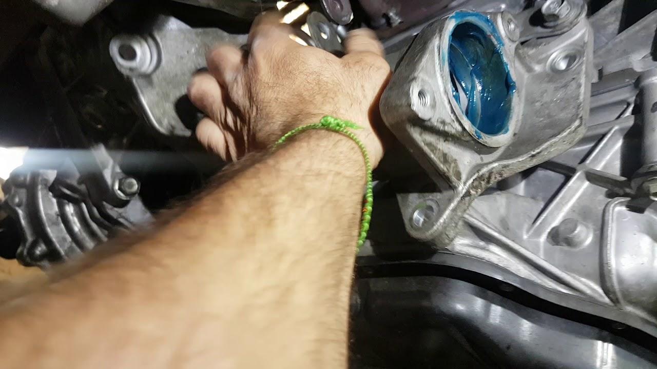 nissan patrol manual gearbox oil