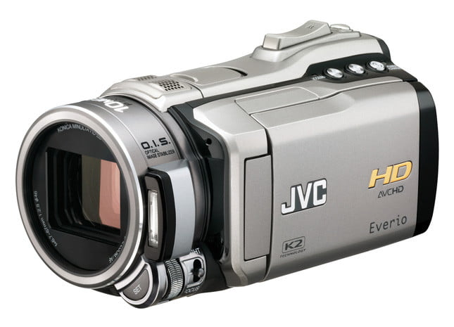 jvc everio gz-hm870 camcorder manual