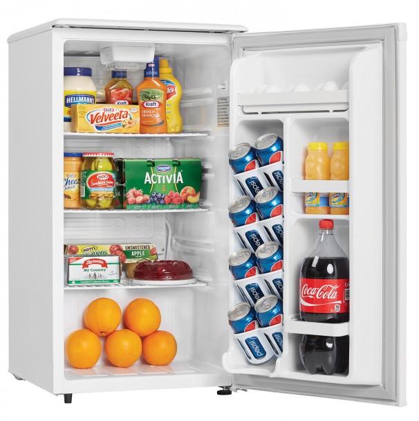 danby designer mini fridge manual