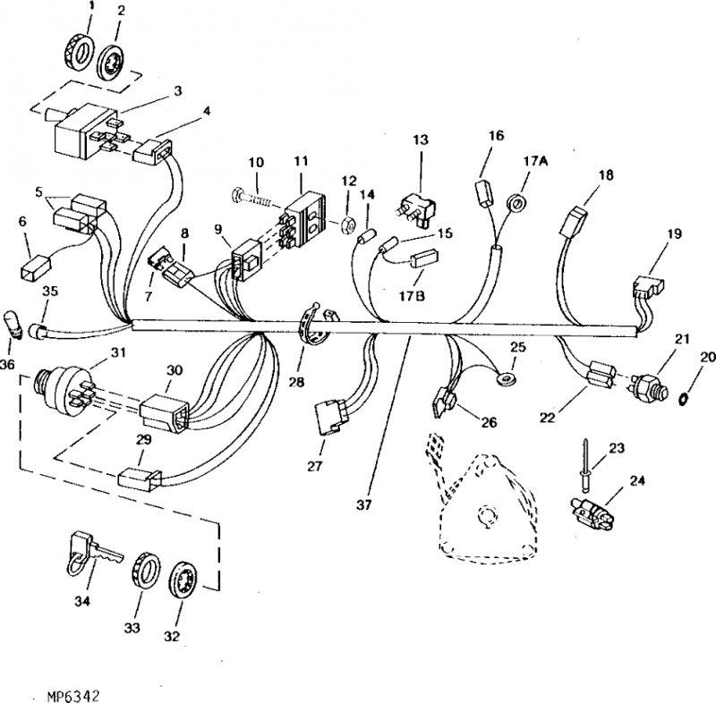 troy bilt snowblower parts manual