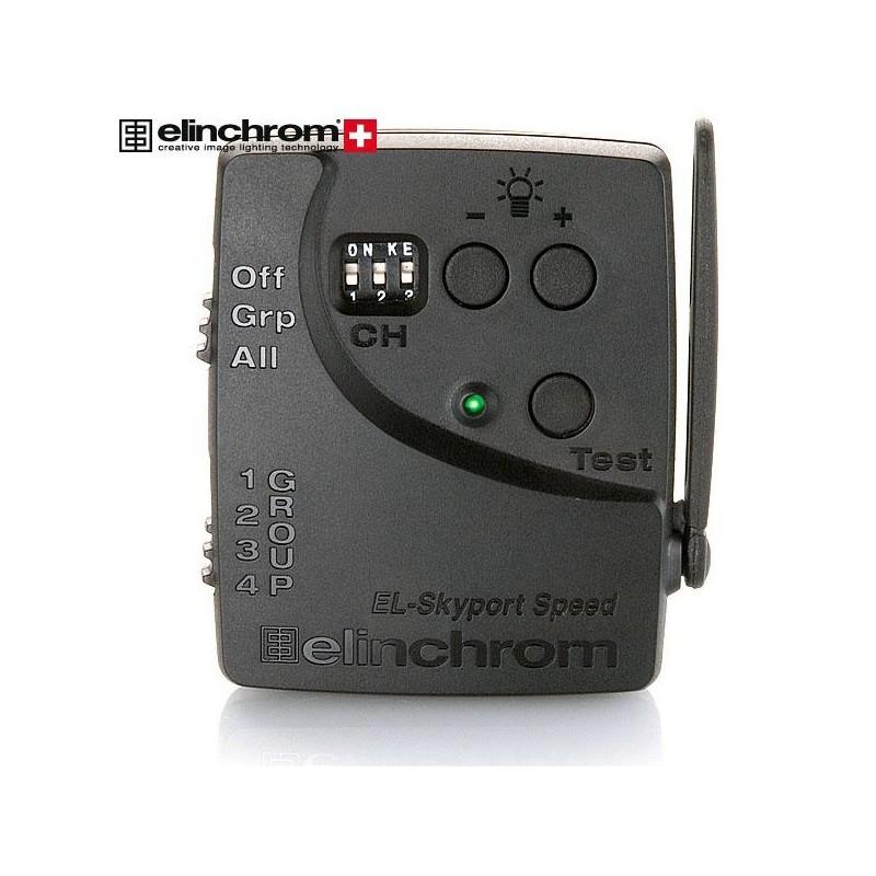 el-skyport transmitter speed manual