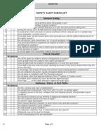financial audit manual 2010 checklist
