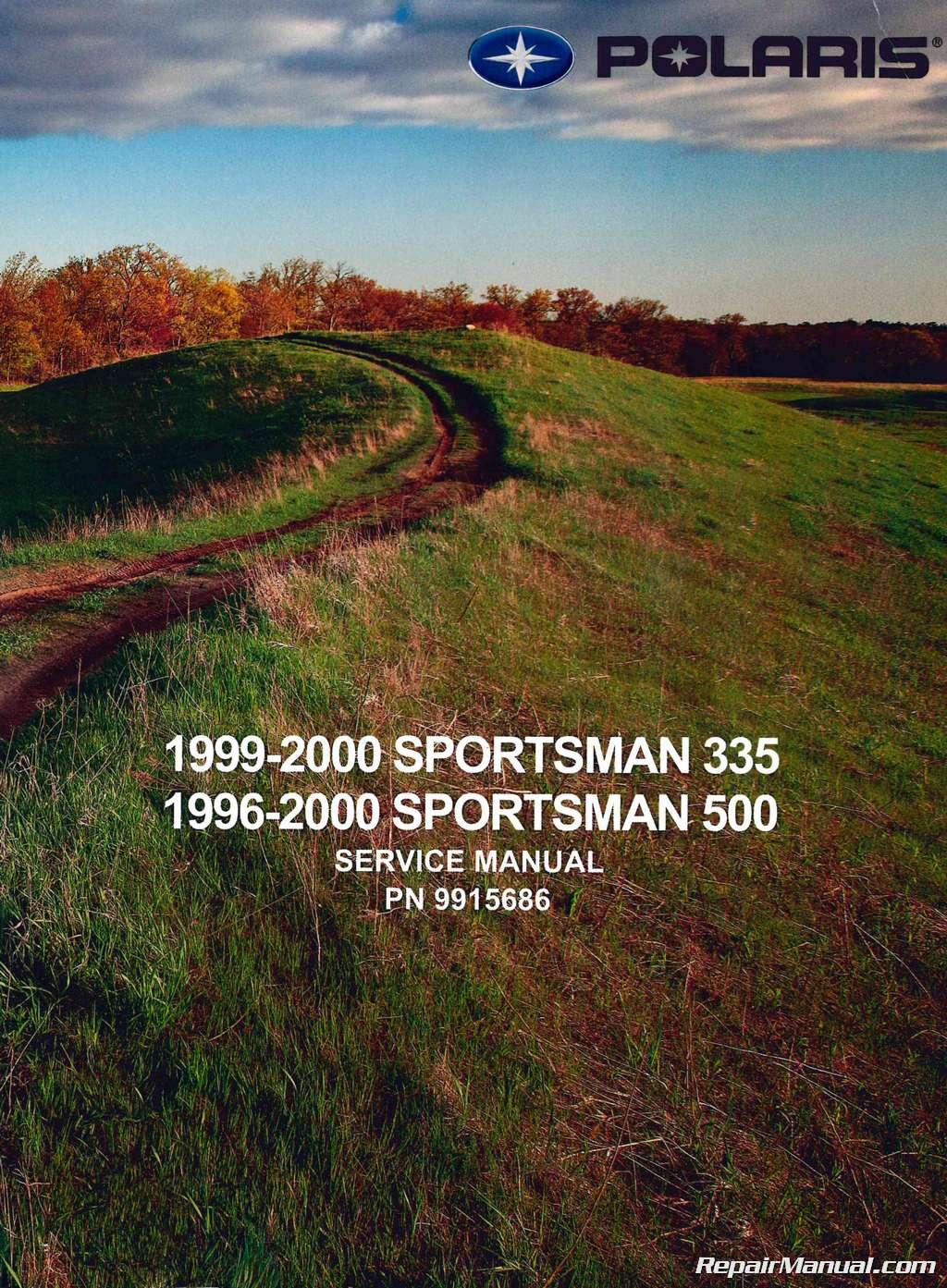 service manual for 2007 polaris sportsman 500