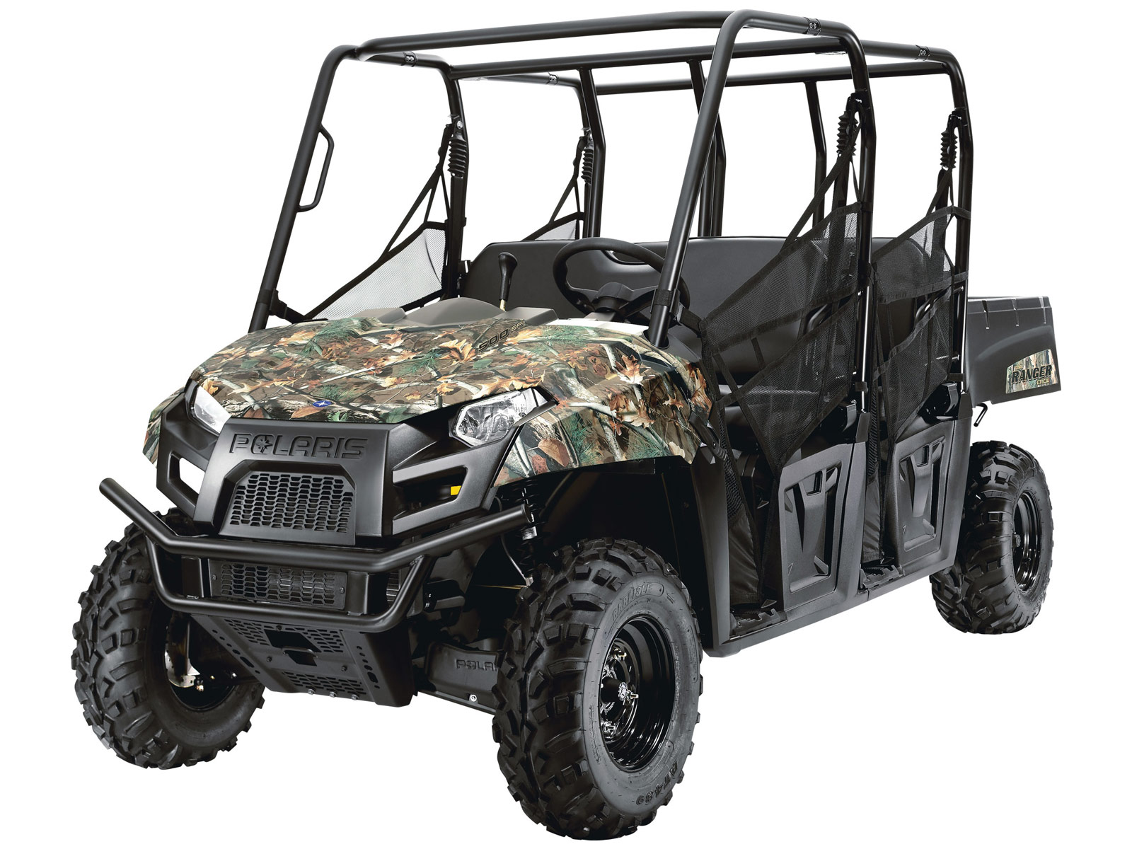 2012 Polaris Ranger 500 Manual