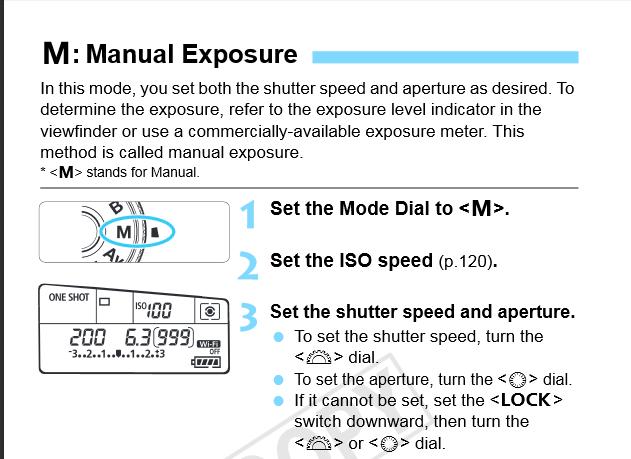 speedlite 430ex ii manual mode