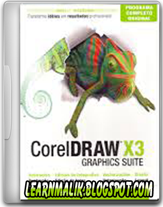 how to manually trace in coreldraw