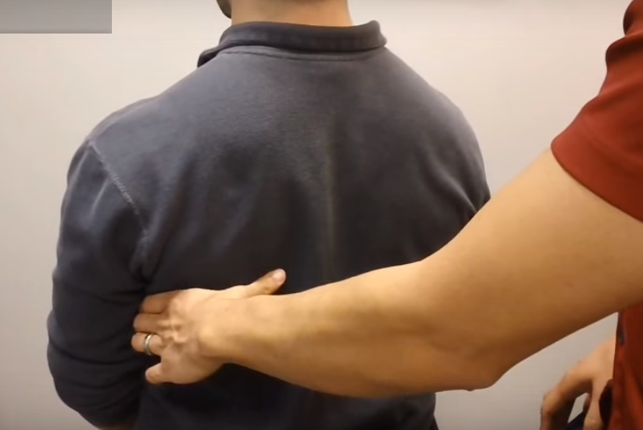 manual therapy for first rib dysfunction
