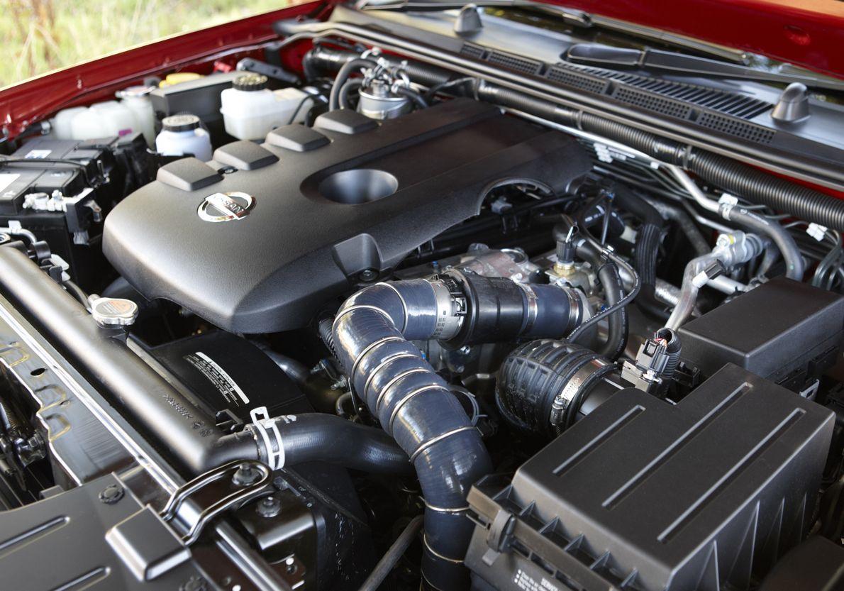 nissan navara 2003 diesel 3.0 engine manual