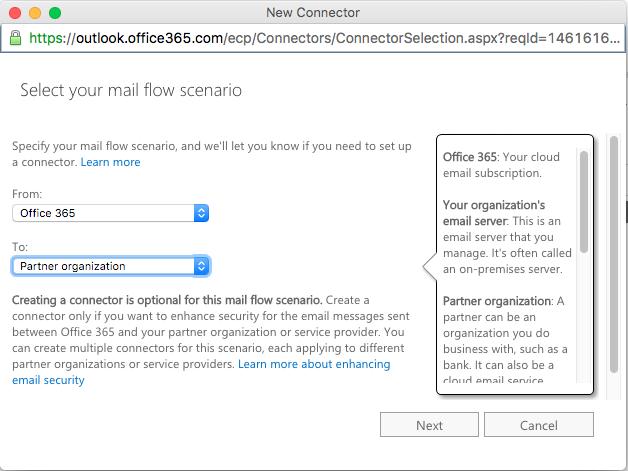 outlook 2016 configure office 365 manually