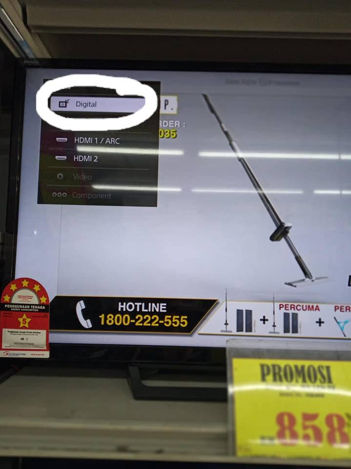 how to manually tune conia tv channels