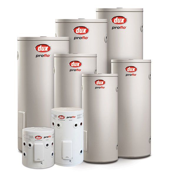 dux electric storage water heater manual
