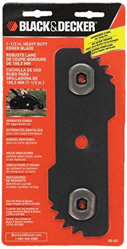 black & decker edge hog manual
