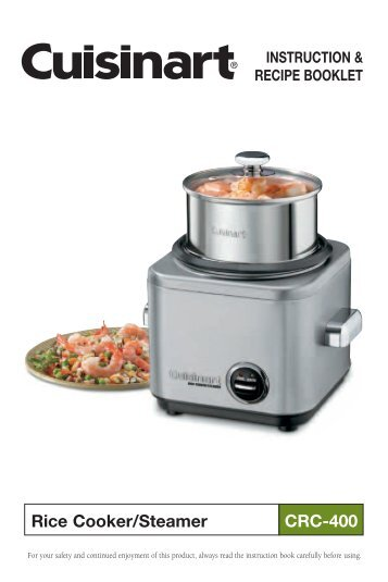 breville syncro rice cooker manual
