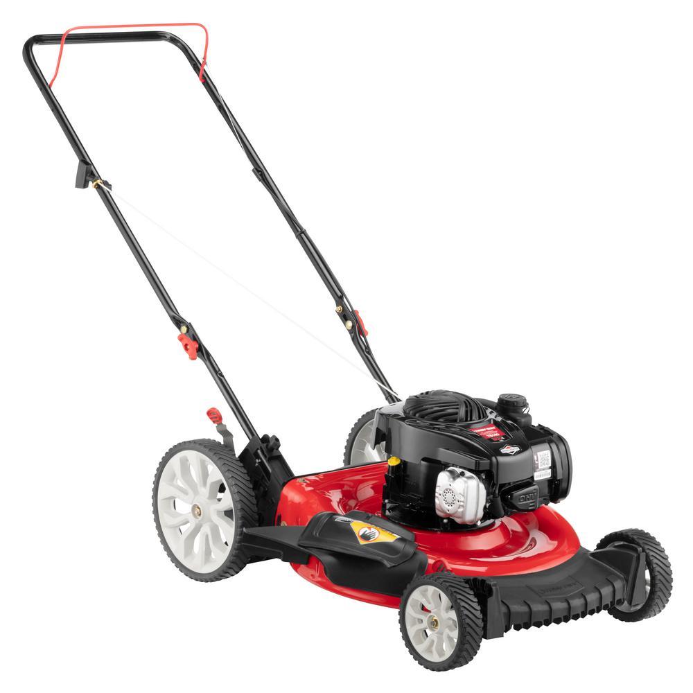 craftsman 21 mulcher lawn mower manual