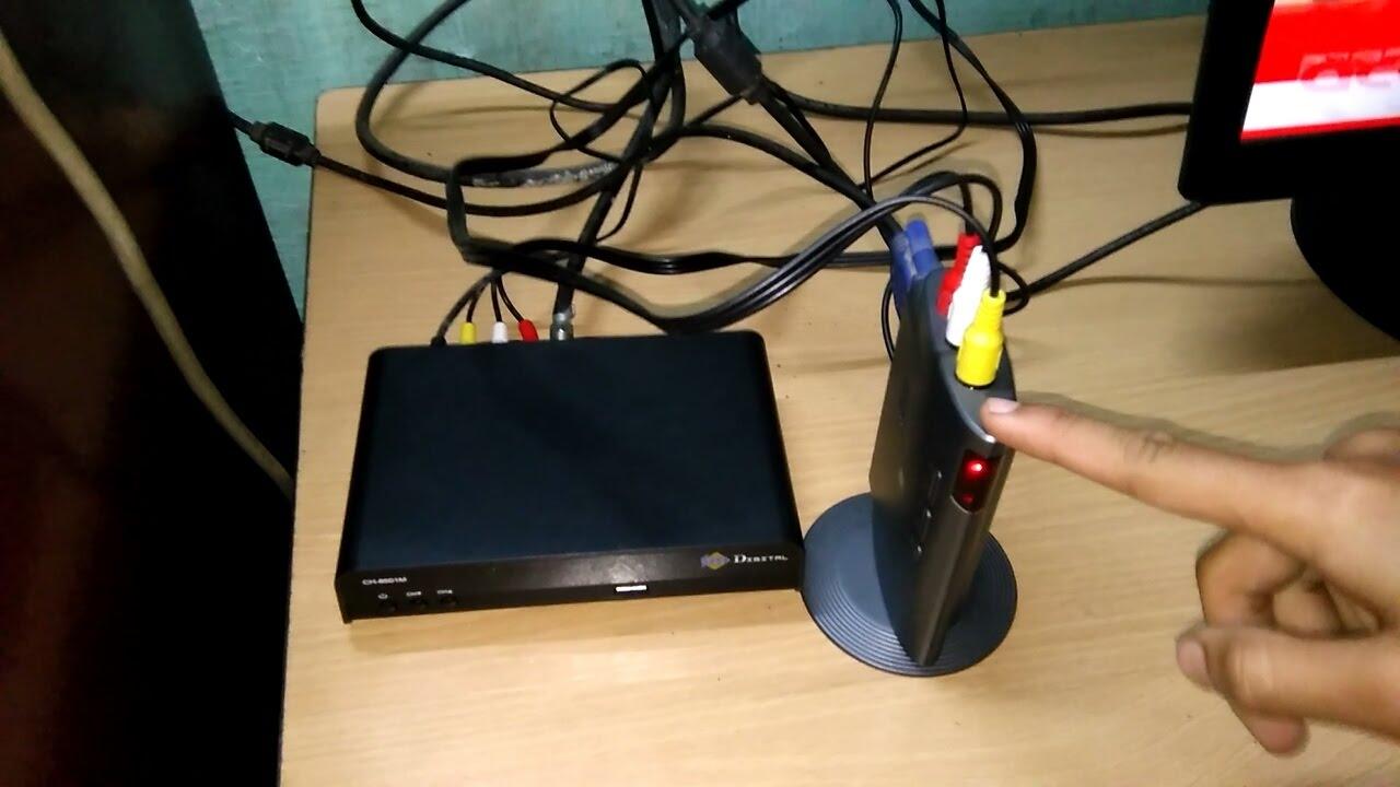 turn pc monitor of manually