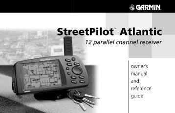 garmin streetpilot c510 manual pdf
