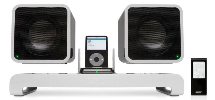 griffin evolve wireless sound system manual