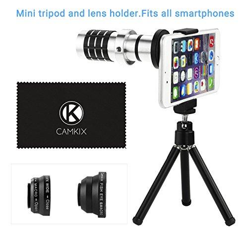 manual focus on phone camera