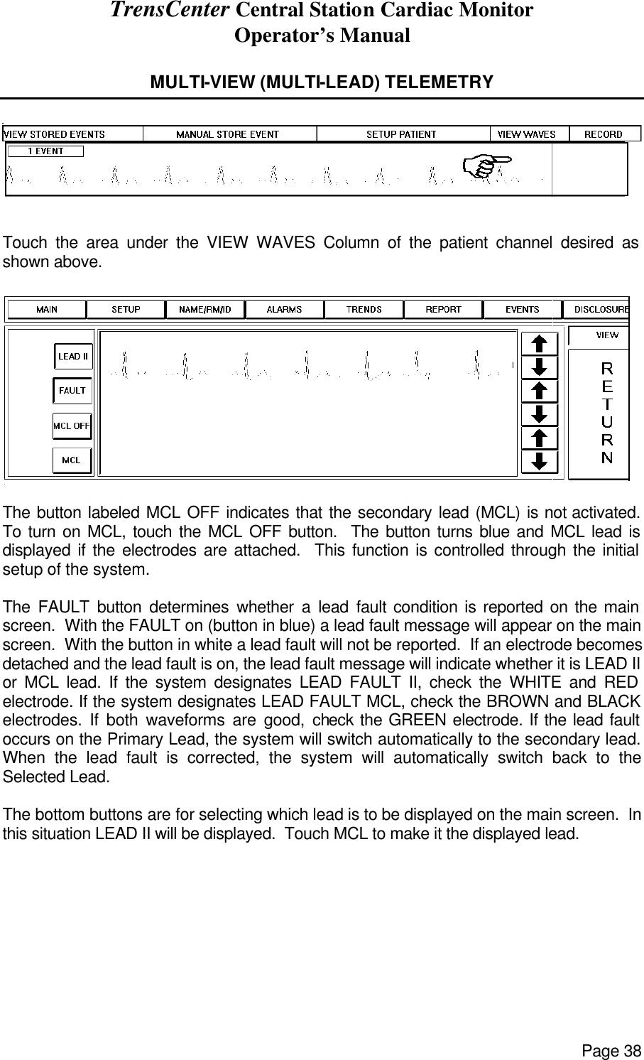 orangerx short range telemetry station manual