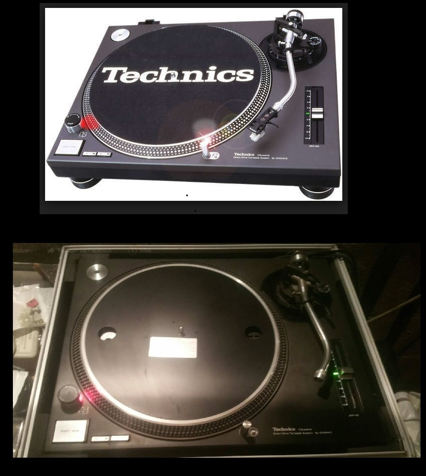 technics sl 1200 mk6 manual